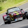 Caterham 620R driving