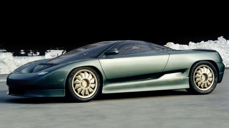 Lotus Emotion by Bertone