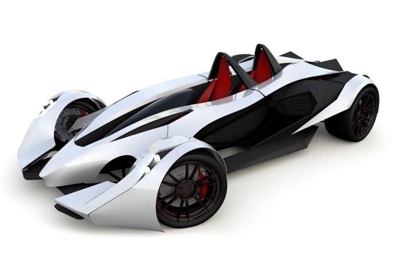 Mexican Sports Car