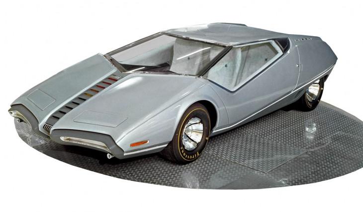 1970 Nissan 126X concept