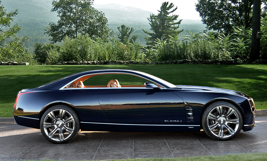 cadillac elmiraj concept diseno art. Cars Review. Best American Auto & Cars Review