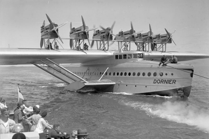 Dornier Do X flying boat