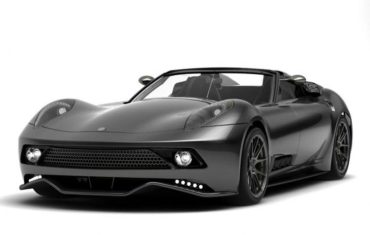 Lucra Cars 2.2 sportscar