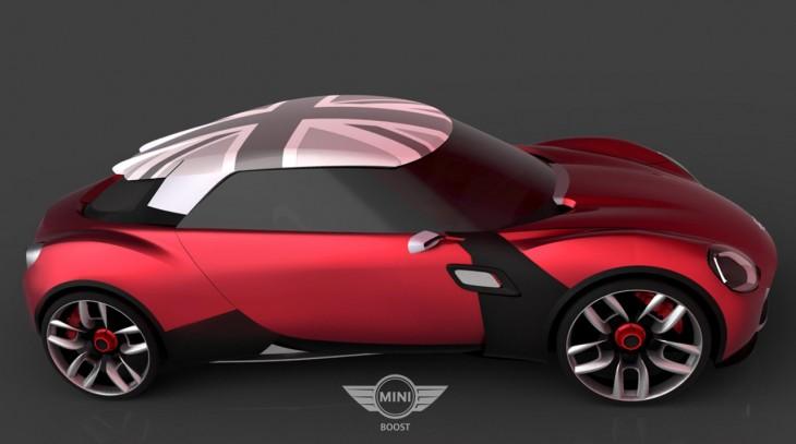 MINI Boost concept car