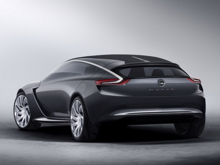 Opel/Vauxhall Monza Coupe concept
