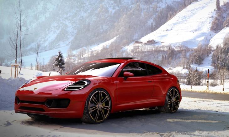 Porsche 822 Compact concept