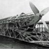 Schienenzeppelin propeller powered train