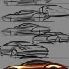 VW Karmann Ghia concept