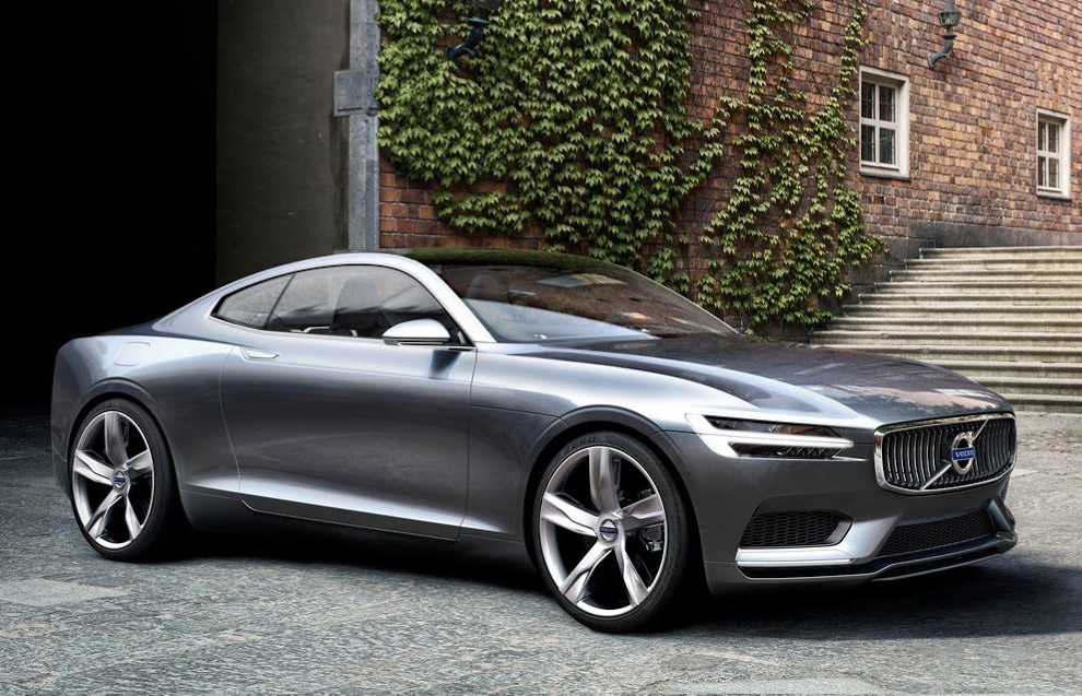 Volvo Concept Coupe : Concept Cars | Drive Away 2Day
