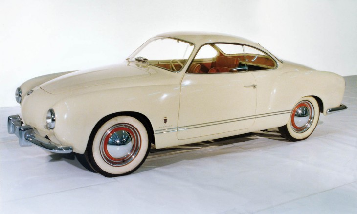 original VW Karmann Ghia