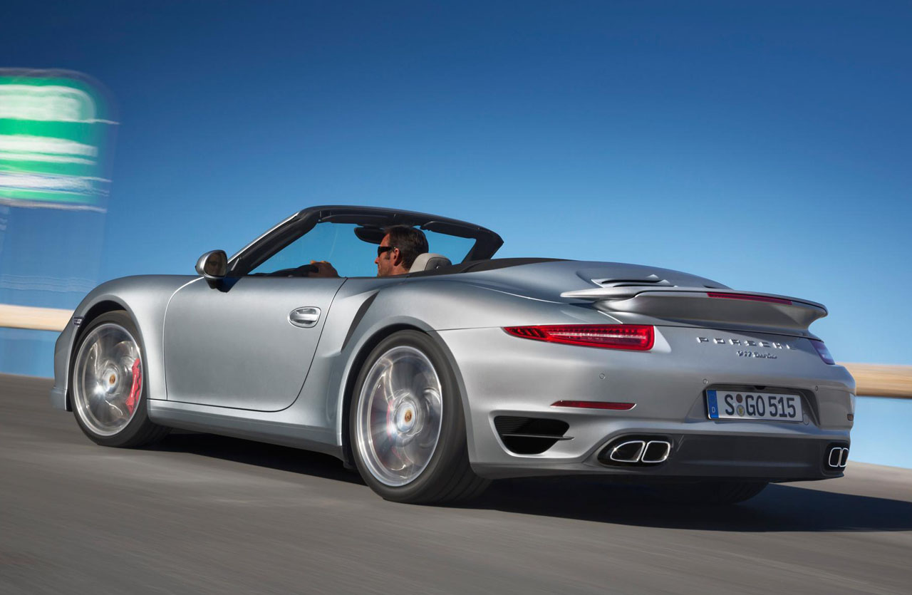 2014 porsche 911 turbo cabriolet - 911 Porsche Turbo 2014