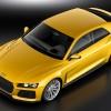 2013 Audi Sport Quattro concept above