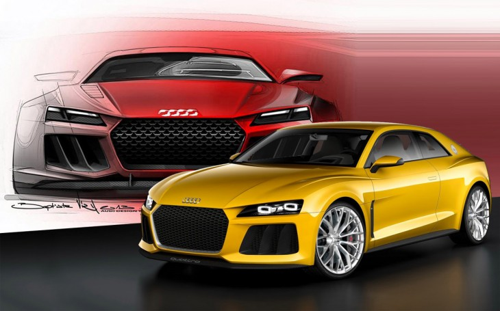 2013 Audi Sport Quattro concept