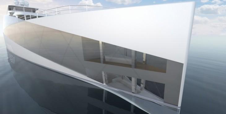 Feadship Royale concept yacht
