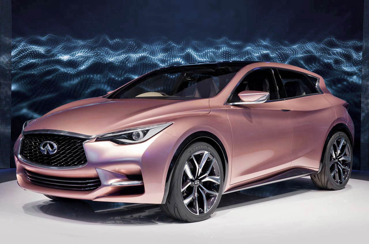 2017 Infiniti Q30 Final Design Revealed - Infiniti Q30 Forum