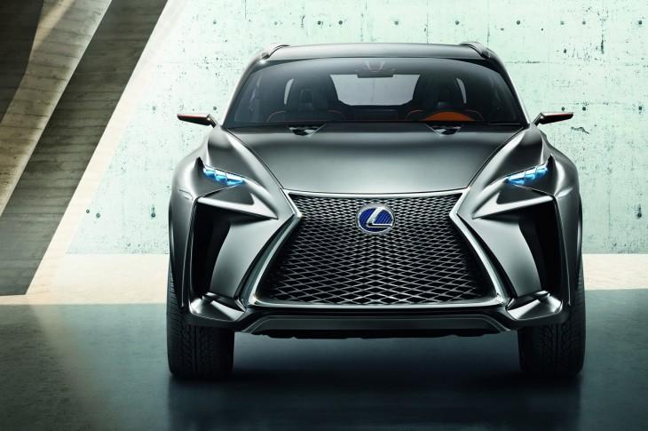 Lexus LF-NF concept