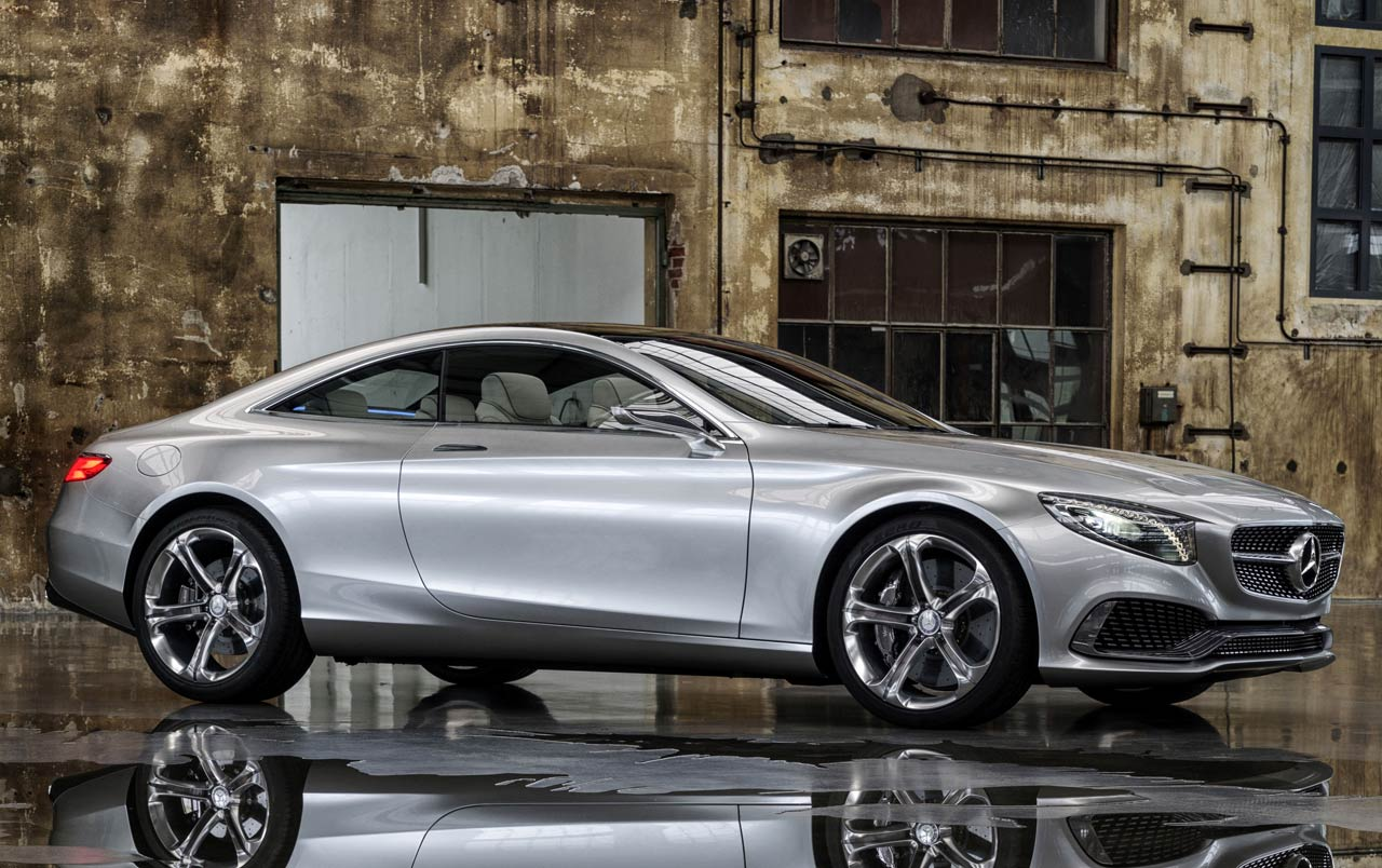 New mercedes benz s class coupe wow for Mercedes benz s class coupe price