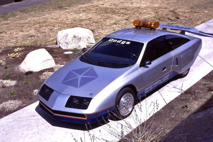 1982 Dodge Turbo Charger Concept PPG Pace Car