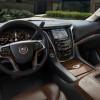 2015 Cadillac Escalade interior