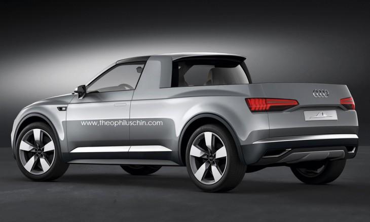 Audi pickup