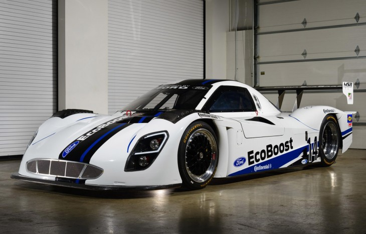 Ford-powered Riley Technologies Daytona Prototype race car