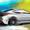 ARK Performance Hyundai Genesis Coupe Legato