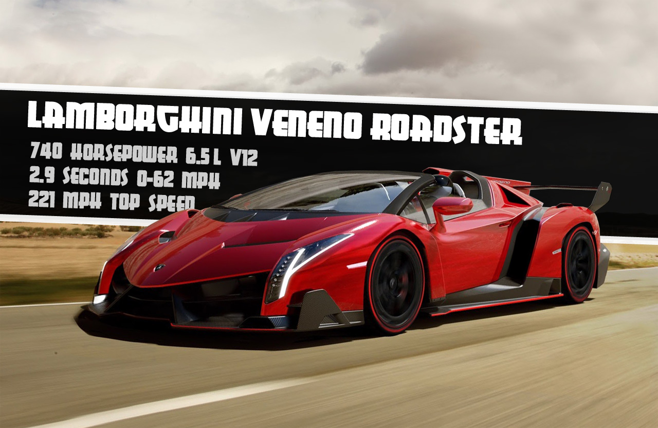 lamborghini veneno roadster engine