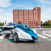 AeroMobil flying car version 2.5