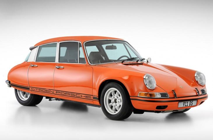 Porsche Citroen 911 DS