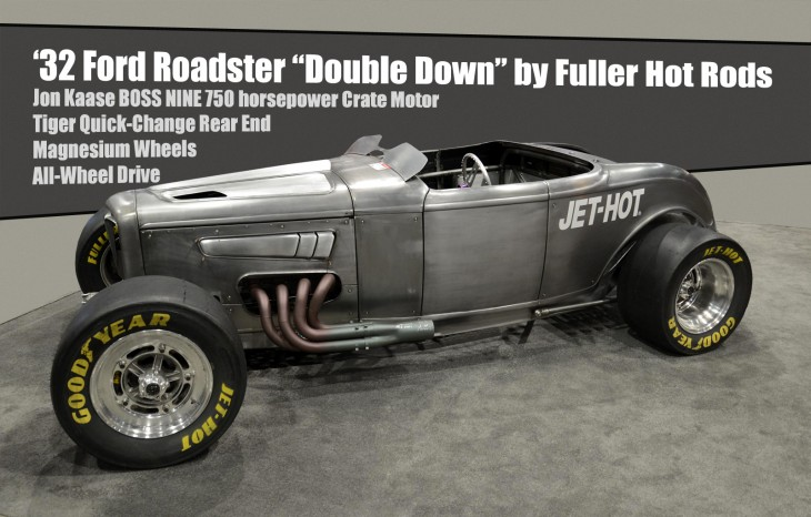 Double Down Fuller Hot Rod