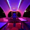 Jet Capsule mini yacht interior