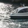 Jet Capsule mini yacht