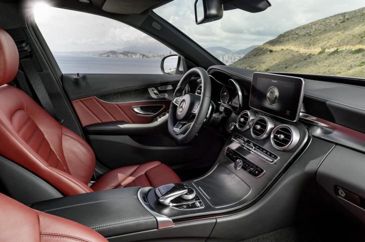 2014 Mercedes-Benz C-Class