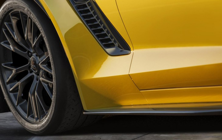 2015 Chevrolet Corvette Z06 wheel