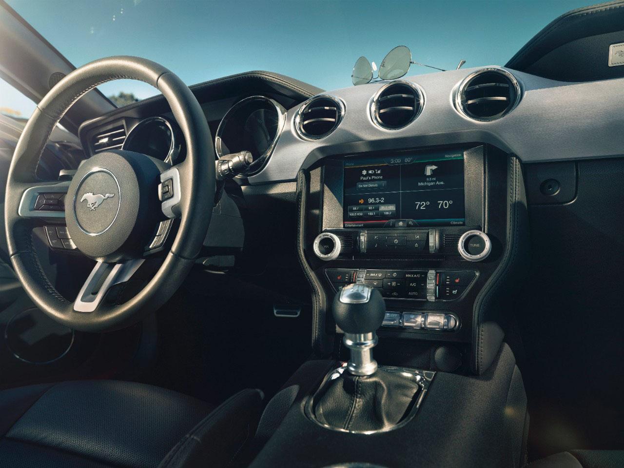 all new 2015 ford mustang - The All New Ford Mustang Gt