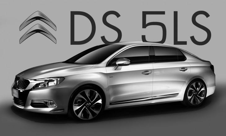 Citroen DS 5LS