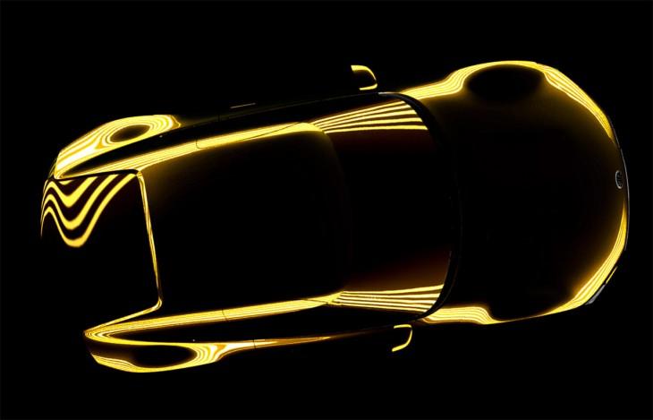 2014 Kia Sports Car Concept