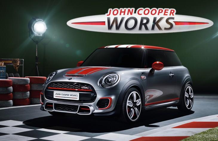 MINI John Cooper Works Concept