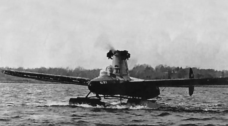 Reid Flying Submarine 1 RFS-1