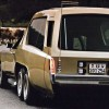 1978 Sbarro Cadillac TAG Function Car