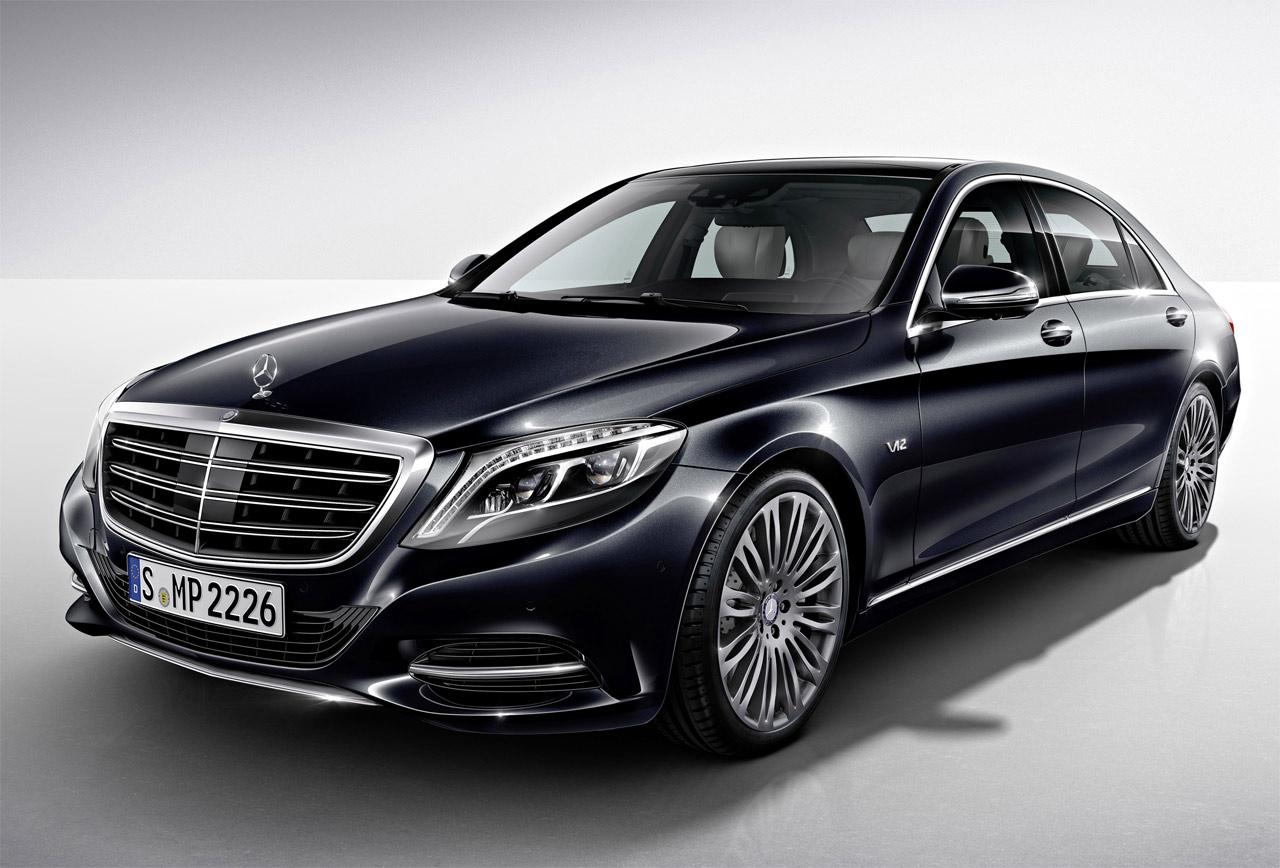 Mercedes benz 600 w100 - 4a