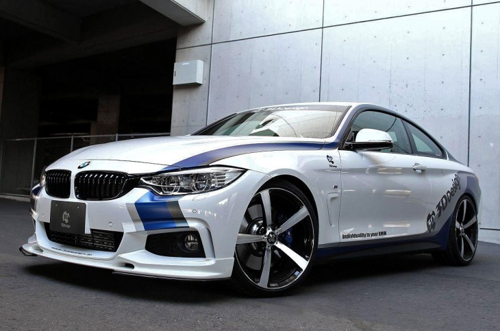 3D Design BMW 4-Series