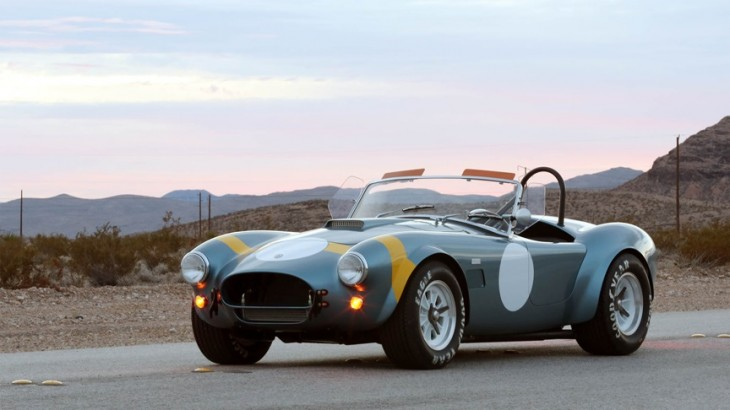 50th Anniversary Shelby 289 FIA Cobra