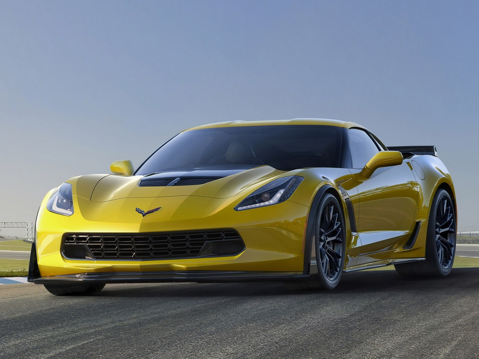 2015 Chevrolet Corvette Z06 Sports Cars Diseno Art