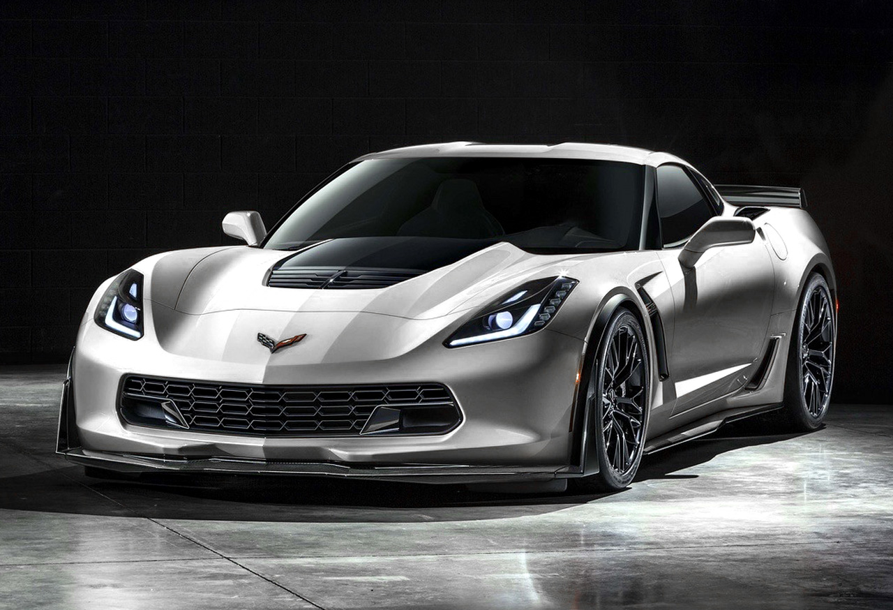 2015 Corvette Stingray Z06
