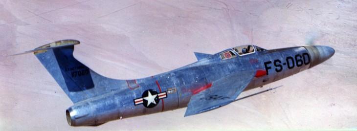 Republic XF-84H ThunderscreechRepublic XF-84H Thunderscreech