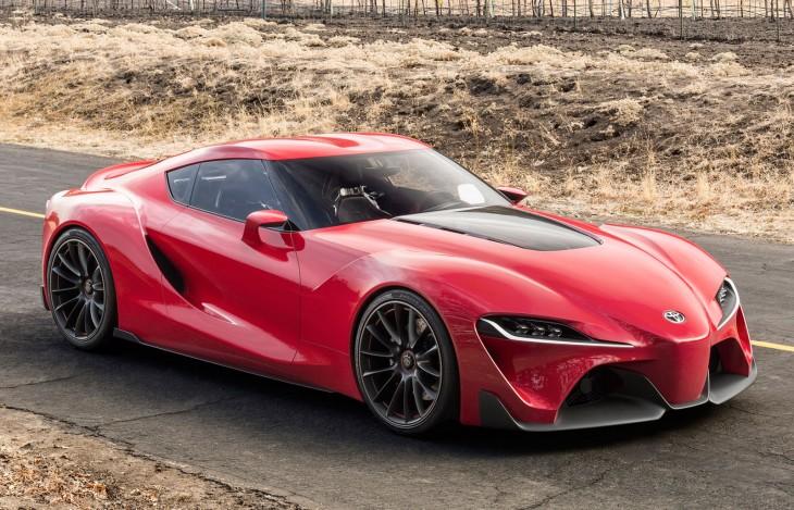 Toyota FT-1 Concept - The new Supra? - Diseno-art