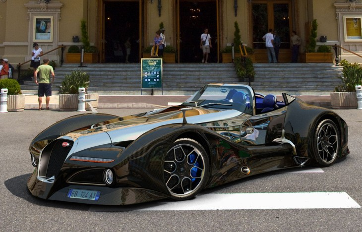 Bugatti 12.4 Atlantique Grand Sport Concept