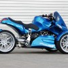 GG Taurus reverse trike side view