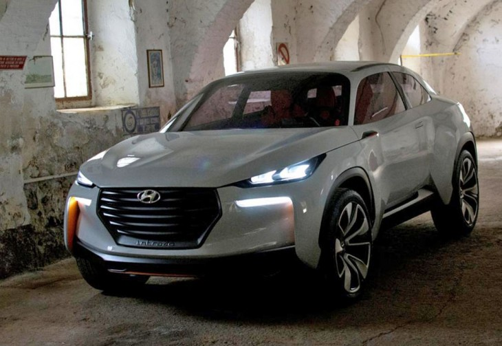 Hyundai Intrado concept car